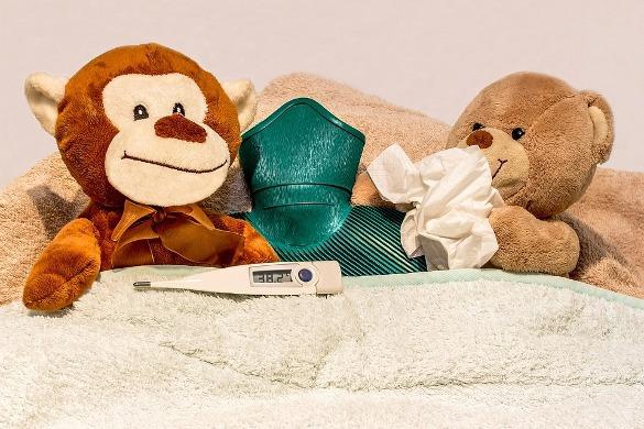 Защититься от вирусов помогут сорбенты. простуда