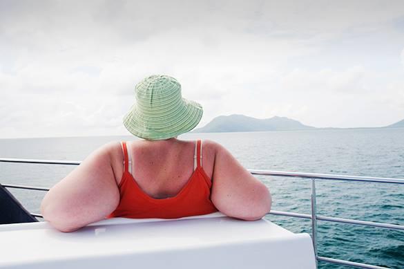 Избыточный вес может способствовать долгой жизни. Избыточный вес способствует долгой жизни