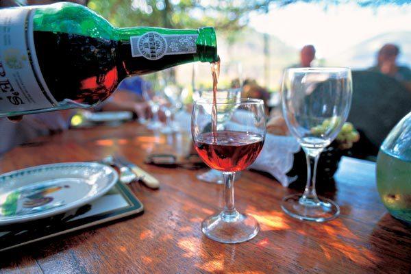 Натуральное вино снимает последствия стресса. Натуральное вино снимает последствия стресса