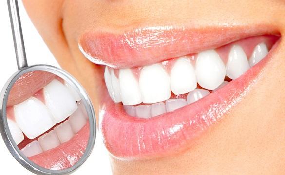 Диета для зубов. Зубы