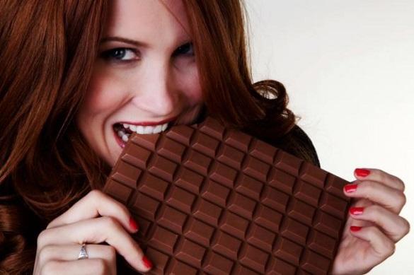 Какие болезни можно заесть шоколадом?. Какие болезни можно заесть шоколадом?