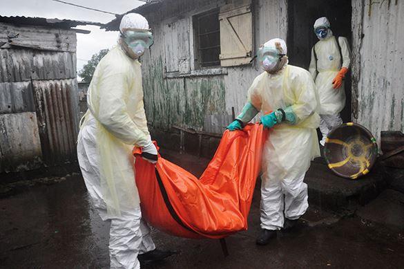 В США подтвержден еще один случай заражения Эболой.