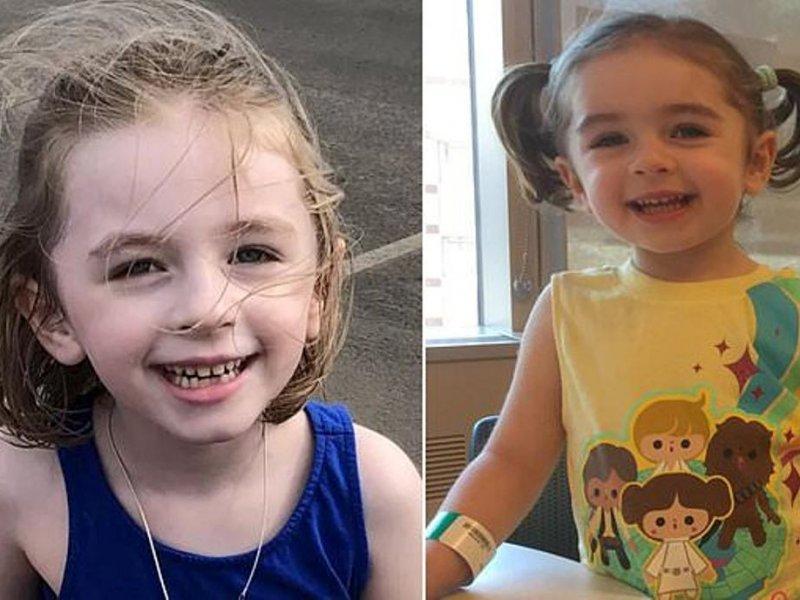 Из-за редкого заболевания пятилетняя девочка не может находиться на солнце. медицина, здоровье, девочка, кожа, солнце, США