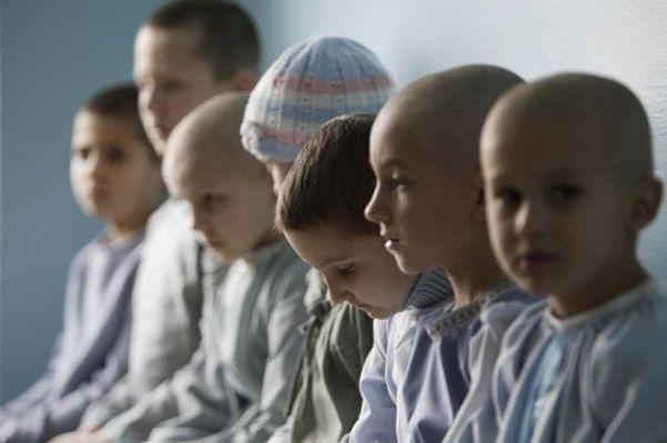 Дети все чаще заболевают раком. дети