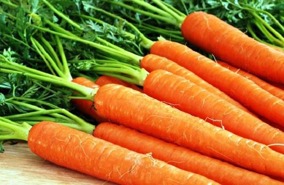Как стать красивее с помощью моркови?