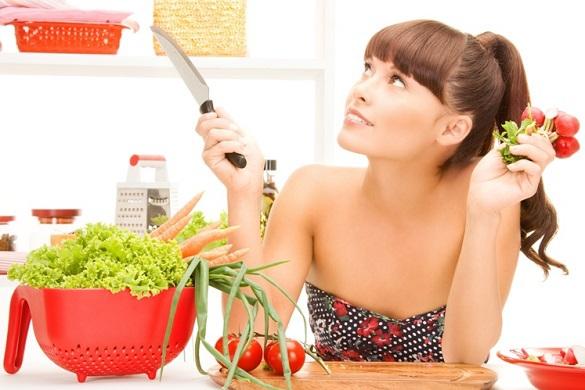 Не можете справиться с кандиозом? Вас спасет диета!