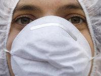 Если в доме инфекционный больной. медицинская маска