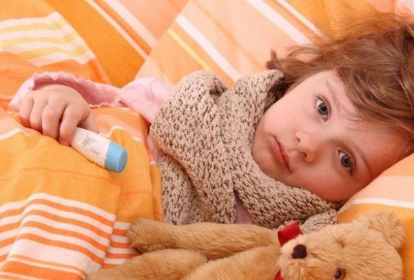 Почему наши дети так часто болеют?. ребенок болеет