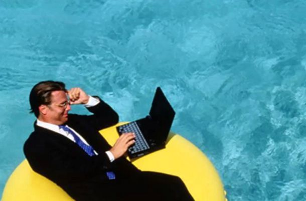 Семь способов не думать о работе дома или в отпуске. работа дома