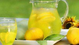 Диетический лимонад наращивает талию. лимонад