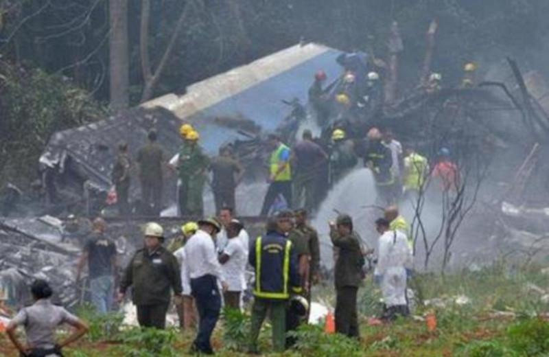 СМИ: единственная выжившая в авиакатастрофе на Кубе выписалась из больницы. 17841.jpeg