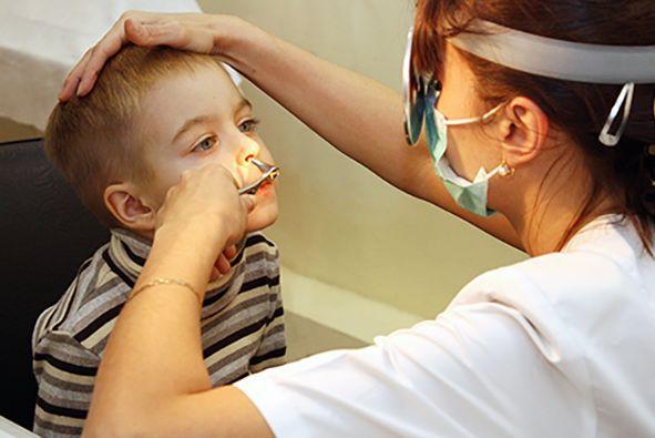 К трем годам 90%  детей напичканы антибиотиками. дети и лор