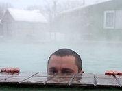 Контрастные ванны: экстрим, полезный для здоровья