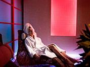 Релаксация в сенсорной комнате