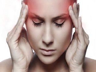Зачем тереть виски при головной боли?