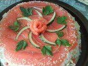 В Новый год торт... на закуску!