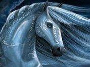 Новогодний стол: Чтобы лошадь была здорова