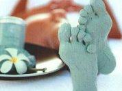 Красота ног, или Раскинем пальцы веером