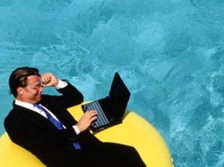 Семь способов не думать о работе дома или в отпуске