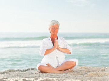 Медитация помогает снизить риск развития болезни Альцгеймера