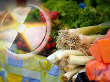 Какой вред здоровью может нанести радиоактивная пища