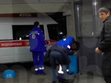 В Елизаветинской больнице врачи скорой подрались с пациенткой