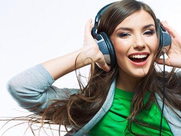Музыка в наушниках может привести к глухоте