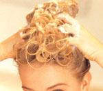 Хлебные волосы
