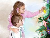 Новый год для малыша - праздник со слезами и капризами
