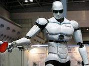 Чудо роботы: в хозяйстве все сгодится