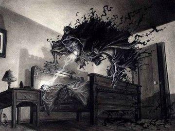 Ночные кошмары: Что они означают?