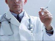 Здоровый образ жизни для самих врачей - не указ?
