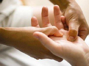 Ладошка: скорая помощь при стрессе