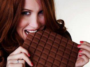 Какие болезни можно заесть шоколадом?