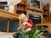 Детская комната по экологическим стандартам