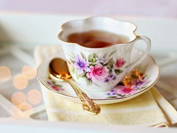 Чай из шиповника увеличивает продолжительность жизни