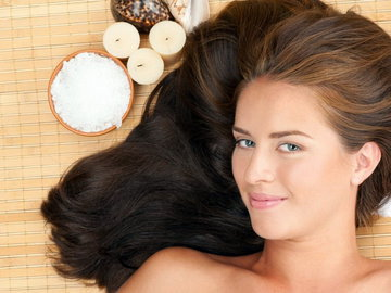 Пилинг для волос