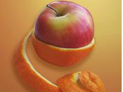 """""""Апельсин"""" превращается в """"наливное яблочко"""""""