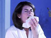Если простуда затянулась, берегитесь астмы
